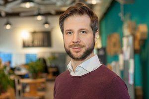 Foto von Lukas Hoffmann, Startup Manager