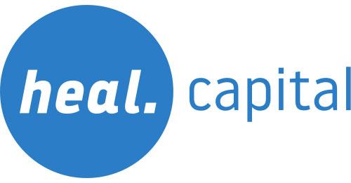 Logo heal.capital Management GmbH